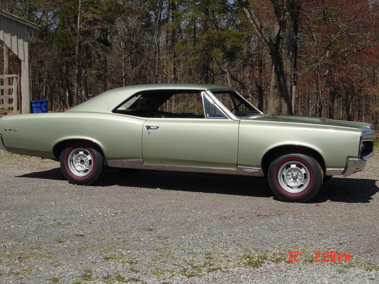 Index0on 1967 Pontiac Gto